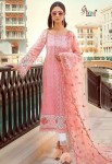 MARIYA B BLOCK BUSTER PAKISTANI SUITS SHREE FABS
