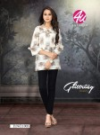 4U FASHION BUTTERFLY KURTIS WHOLESALER IN SURAT