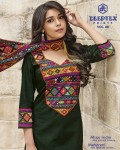 DEEPTEX PRINTS VOL 48 COTTON SALWAR SUITS