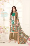 RAZIA SULTAN VOL 16 KARACHI  DRESS MATERIAL