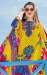 MEHNOOR KARACHI  COTTON PRINTED DRESS MATERIAL
