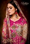 BELLIZA DESIGNER STUDIO ZOHRA VOL 12 SALWAR SUITS WHOLESALER .