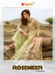 FEPIC ROSEMEEN CRIMOS PAKISTANI SUITS AT WHOLESALER PRICE