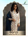 JUVI FASHION RANGREZA VOL 7  COTTON SALWAR KAMEEZ FABRICS