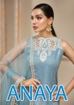 SHRADDHA DESIGNER ANAYA SALWAR KAMEEZ HOW TO WEAR