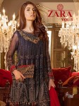 SHREE FABS ZARA VOL 3 GEORGETTE SALWAR KAMEEZ UK