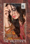 LIFESTYLE THE VALENTINES COTTON SALWAR SUITS ONLINE