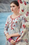 SARGAM PRINTS ZOHRA  PAKISTANI SUITS FARAZ MANAN