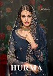 EBA LIFESTYLE HURMA VOL 9  SALWAR SUITS MANUFACTURER SURAT