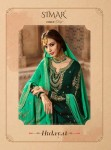 GLOSSY SIMAR HIDAYAT PAKISTANI SUITS NEW COLLECTION 2019