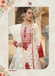 DEEPSY MARIA B LAWN 19 SILVER SUITS MANUFACTURER