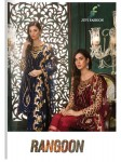 JUVI FASHION RANGOON PAKISTANI SUITS WHOLESALERS IN SURAT