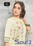 FOUR BUTTONS SOUL VOL 2 COTTON KURTIS NEW STYLE