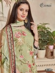 COSMOS FASHION SAADIA NOOR LAWN VOL 1 DRESS MATERIAL