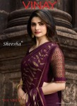 VINAY FASHION FOUNTAIN SILK SAREE CATALOGUE