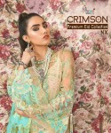 SHREE FABS CRIMSON PREMIUM EID COLLECTION NX LATEST CATALOGUE