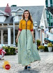 BUY KAJAL STYLE FASHION SEASON VOL 4 NX KURTIS ONLINE DEALER