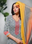 ANGROOP PLUS ESSENCE JAM SILK SUITS