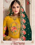 DEEPSY SUITS NAZRANA BRIDAL PAKISTANI SUITS CATALOGUE SURAT