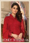 SHRADDHA DESIGNER HONEY WAQAR VOL 6 WHOLESALE CLOTHING SUPPLIERS IN INDIA
