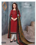 BALAJI ARABELLA VOL 14 COTTON DRESS MATRIAL