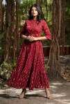 PSYNA PHOOL LATEST LONG BRANDED KURTIS