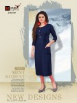 12 ANGEL CZAR RAYON KURTIS WHOLESALER