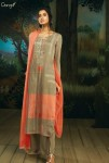 GANGA FASHION WILLOW PURE DUPATTA SUITS
