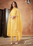 ALOK SUIT BLOOM COTTON SALWAR KAMEEZ