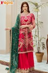 FEPIC ROSEMEEN RIONA PAKISTANI SUITS