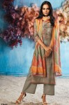 GANGA ROISIN SILK PURE DUPATTA SUITS
