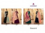 AASHIRWAD CREATION BANARASI LATEST SUITS CATALOGUE WITH PRICE (7).jpeg