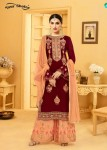 YOUR CHOICE GLORINA SARARA SUITS WHOLESALER