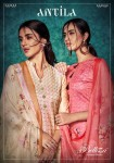 BELLIZA DESIGNER ANTILA PASHMINA SUITS MANUFACTURER
