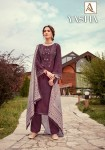 ALOK SUIT YASHA PASHMINA SUITS WHOLESALE