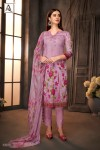 ALOK SUITS PARIDHI JAM SATIN SALWAR KAMEEZ