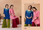 KAJREE FASHION MANDONNA VOL 3 TOP WITH BOTTOM LATEST COLLECTION AT WHOLESALE (6).jpeg