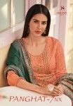 DEEPSY PANGHAT 7 NX COTTON EMBROIDERY SUITS