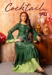 S4U COCKTAIL VOL 3 KURTIS MANUFACTURER SURAT