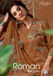 BELLIZA ROMAN BEAUTY JAM SILK SUITS LATEST COLLECTION