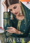 DEEPSY SUITS HAESEL SILK EMBROIDERED SUITS