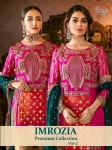 SHREE FABS IMROZIA PREMIUM COLLECTION VOL 2 PAKISTANI SALWAR KAMEEZ AT WHOLESALE
