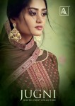 ALOK JUGNI DRESS MATERIAL AT WHOLESALE PRICE SURAT