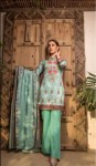ZS TEXTILE SAHIL EMBROIDERED LAWN COLLECTION VOL 2