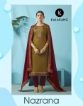 KALARANG NAZRANA SALWAR SUITS AT BEST PRICE