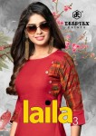 DEEPTEX PRINTS LAILA VOL 3 CASUAL WEAR KURTIS MANUFACTURER SURAT