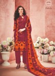 HARSHIT FASHION ZUBEDA COTTON LOAN SUITS BY ALOK SUIT