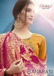 BELLIZA DESIGNER BANARASI VOL 2 JAM SILK EMBROIDERY SUITS CATALOGUE