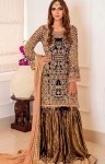 RAMSHA R157 AND R158 SALWAR SUITS MANUFACTURER