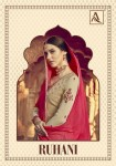 ALOK SUIT RUHANI BRASSO SUITS LATEST CATALOGUE